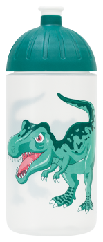 ISYbe Kinder Trinkflasche 0,5L Dino